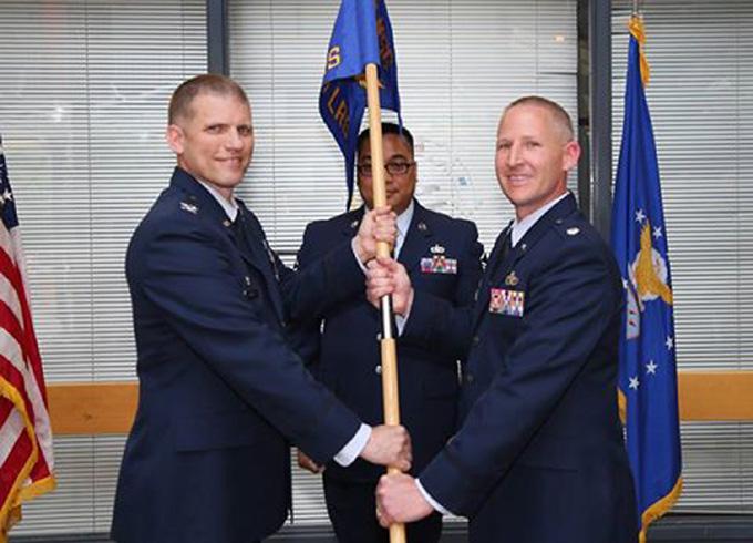 349 LRS gets new commmander