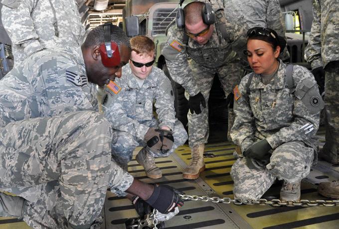 Patriot Wyvern helps Airmen, Soldiers spread wings