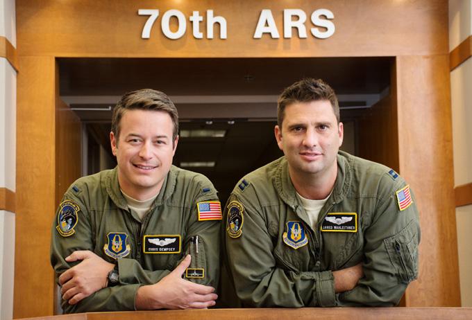 70th ARS Pilots -